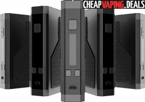 LavaBox DNA200 Box Mod $152.96 & Free Shipping