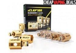 Atom Vapes gClapton for Kanger subtanks