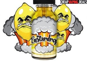 Custardrop E-Liquid: 50% Off Coupon Code