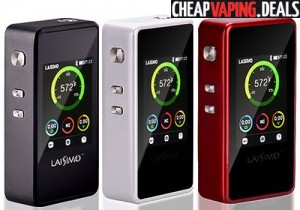 Laisimo L1 200W TC Box Mod $9.99 (USA)