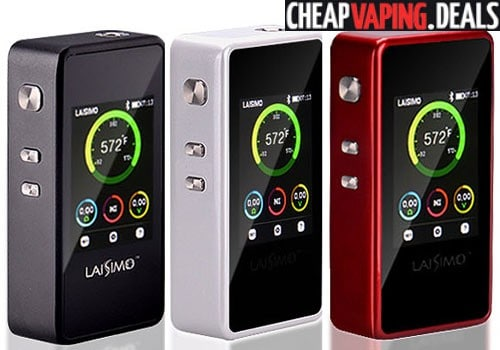 Laisimo L1 200w Tc Box Mod 27 99 Cheap Vaping Deals
