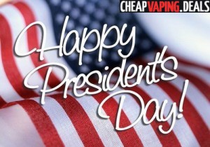 Still Going: List Of Presidents Day Vape Sales