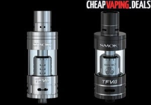 US Shipper: Smok TFV4 Tank Full Kit $9.99