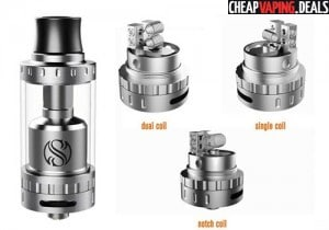 US Store Blowout: Augvape Merlin RTA $6.30