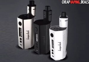 US Shipper Blowout: Kanger Dripbox 160W TC Kit $32.37