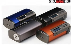 US Shipper Blowout: Sigelei Fuchai 213 $40.46 & Free Shipping
