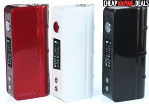 US Shipper: Sigelei Mini Book Box Mod $13.00