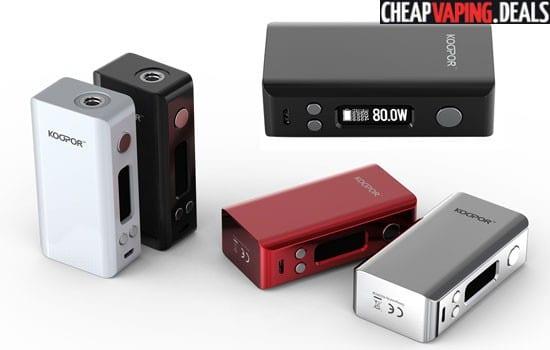 Smok Koopor Mini 2 80W Box Mod $14.99