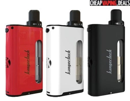 US Shipper Blowout: Kanger Cupti 75W Starter Kit $32.95