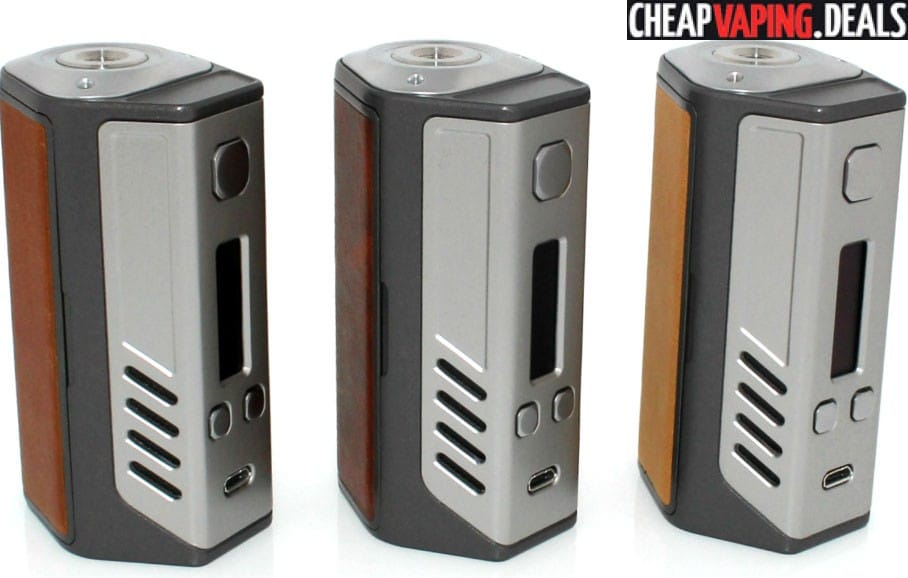 Lost Vape Triade DNA 200 Box Mod $89.99 & Free Shipping