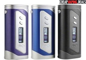 US Shipper: Pioneer4You IPV6X Box Mod $44.00