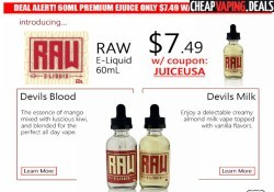 Here at Mister-E-Liquid, we strive to offer premium e-liquid, premium service, and premium care when hand making every bottle of our E-Liquid right here in Grand Rapids, MI, in the USA. With Mister-E-Liquid, it's no mystery, the ingredients in our e-liquid are displayed right on every bottle, and every bottle is made to order just for you.