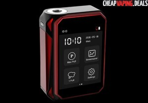 SMOK G-Priv 220W Touch Screen Box Mod $67.99