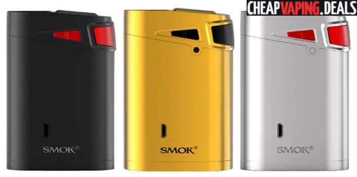 Smok G320 Marshal 320W Box Mod $47.52 / Kit $59.31 & Free Shipping
