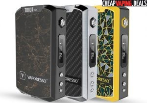 Vaporesso Tarot Pro 160W Box Mod $39.99