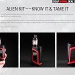 Alien Kit Info