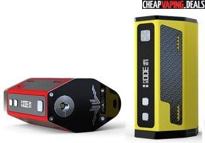 Ijoy Maxo Quad 18650 315W Box Mod $14.99