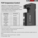 Temperature Control Mode
