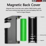 Magnetic Battery Door