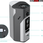 Wismec RX2/3 Features