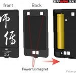 Double Sided Magnetic Battery Door