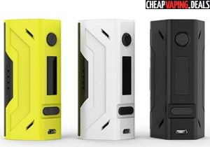Blowout: Smoant Battlestar 200W Box Mod $34.44 & Free Shipping