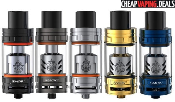 US Shipper: Smok TFV8 Cloud Beast Tank $26.99