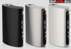 Blowout: Vapor Flask Classic 150W Box Mod $29.90