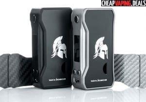 US Store: VO Tech Dagger 80W TC Box Mod $24.99
