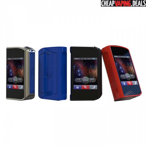 Tesla Touch 150W Touch Screen Box Mod $32.75 - Cheap ...