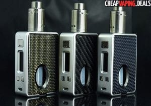 Blowout: Hcigar VT Inbox DNA 75 Squonk Mod Kit $75.99 & Free Shipping
