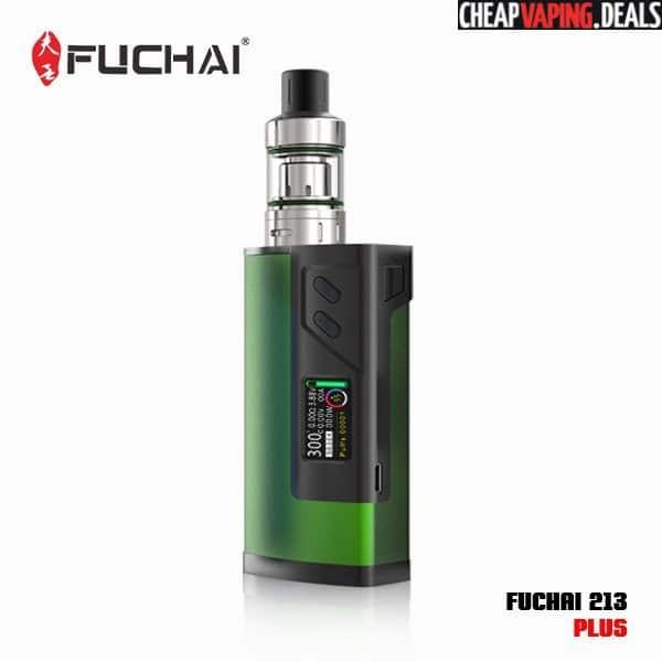 fuchai-213-plus-green