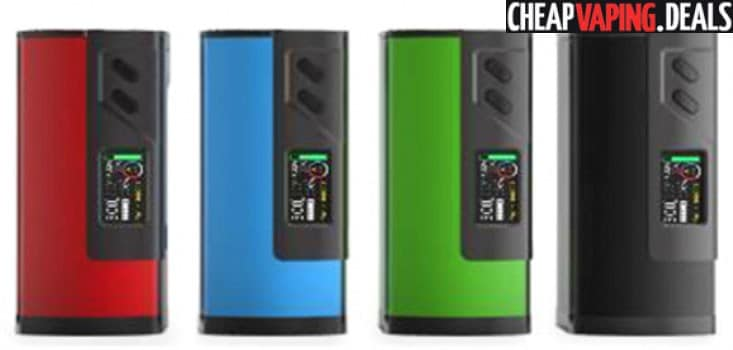 US Shipper Blowout: Sigelei Fuchai 213 Plus Box Mod $40.00