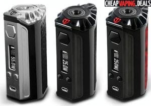 Think Vape Finder250 DNA 250 Box Mod $121.55