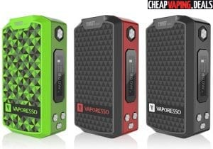 Vaporesso Tarot Nano 80W Box Mod $40.29 & Free Shipping