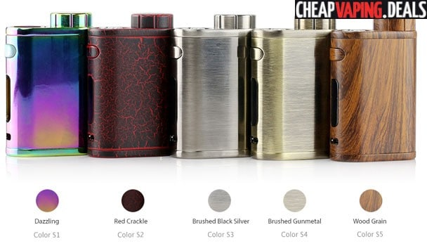 New Colors: Eleaf iStick Pico 75W TC Box Mod $24.30 & Free Shipping