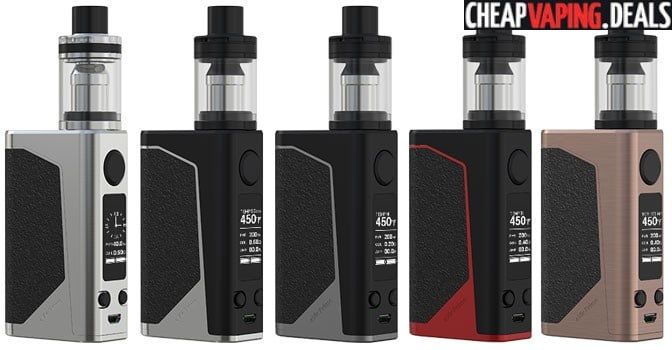 Joyetech eVic Primo 200W Box Mod Kit $46.50
