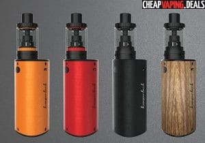 US Store Blowout: Kanger K-Kiss 6300mAh Starter Kit $25.19