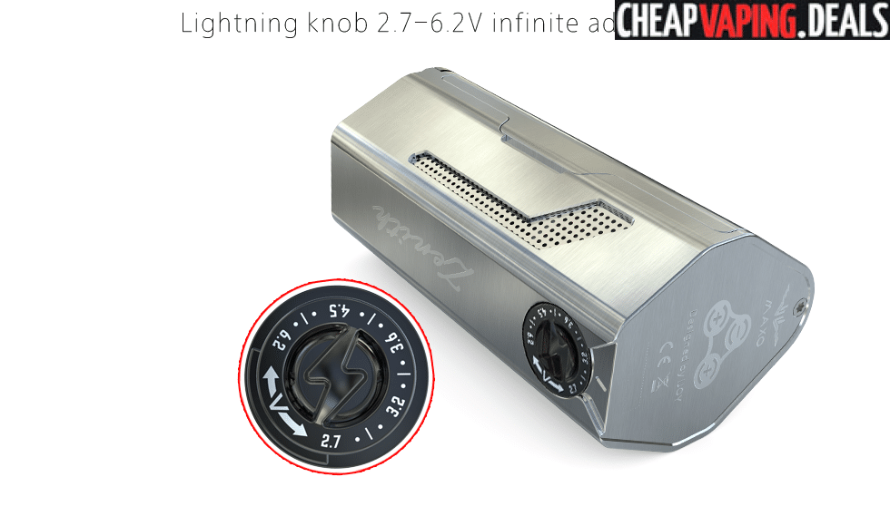 maxo-zenith-box-mod-voltage-knob