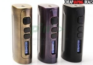 Pioneer4You IPV D4 80W Box Mod $29.95