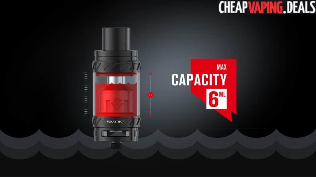 tfv12 tank capacity