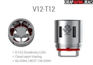 3 x Smok TFV12 V12-T12 Replacement Coils $16.73
