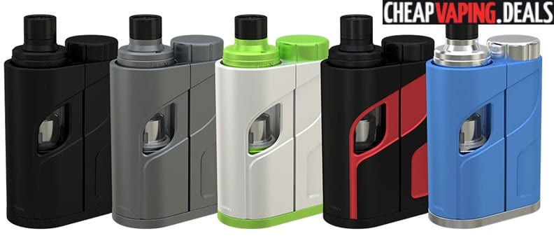 Eleaf iKonn Total Kit w/ Ello Mini Tank $24.99