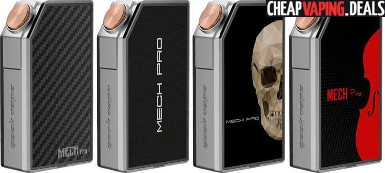 Blowout: Geekvape Mech Pro Box Mod $17.56