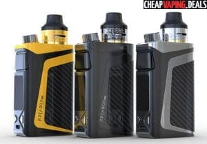 US Shipper: Ijoy RDTA Box Mini 100W Kit $49.99 & Free Shipping