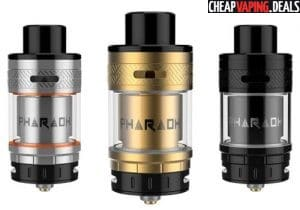 US Shipper: Digiflavor Pharaoh RTA $26.99