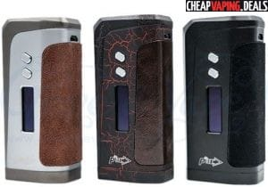 Pioneer4you IPV 8 230W TC Box Mod $38.99