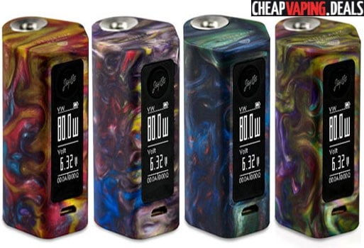 Wismec RXMini Resin Version Box Mod $47.20 & Free Shipping