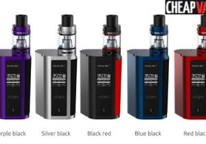 US Store Blowout: Smok GX2/4 350W Box Mod Kit w/ Tank 27.00