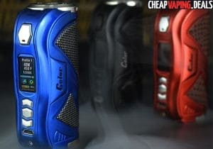 HCigar VT75C DNA 75C Box Mod $95.99 & Free Shipping